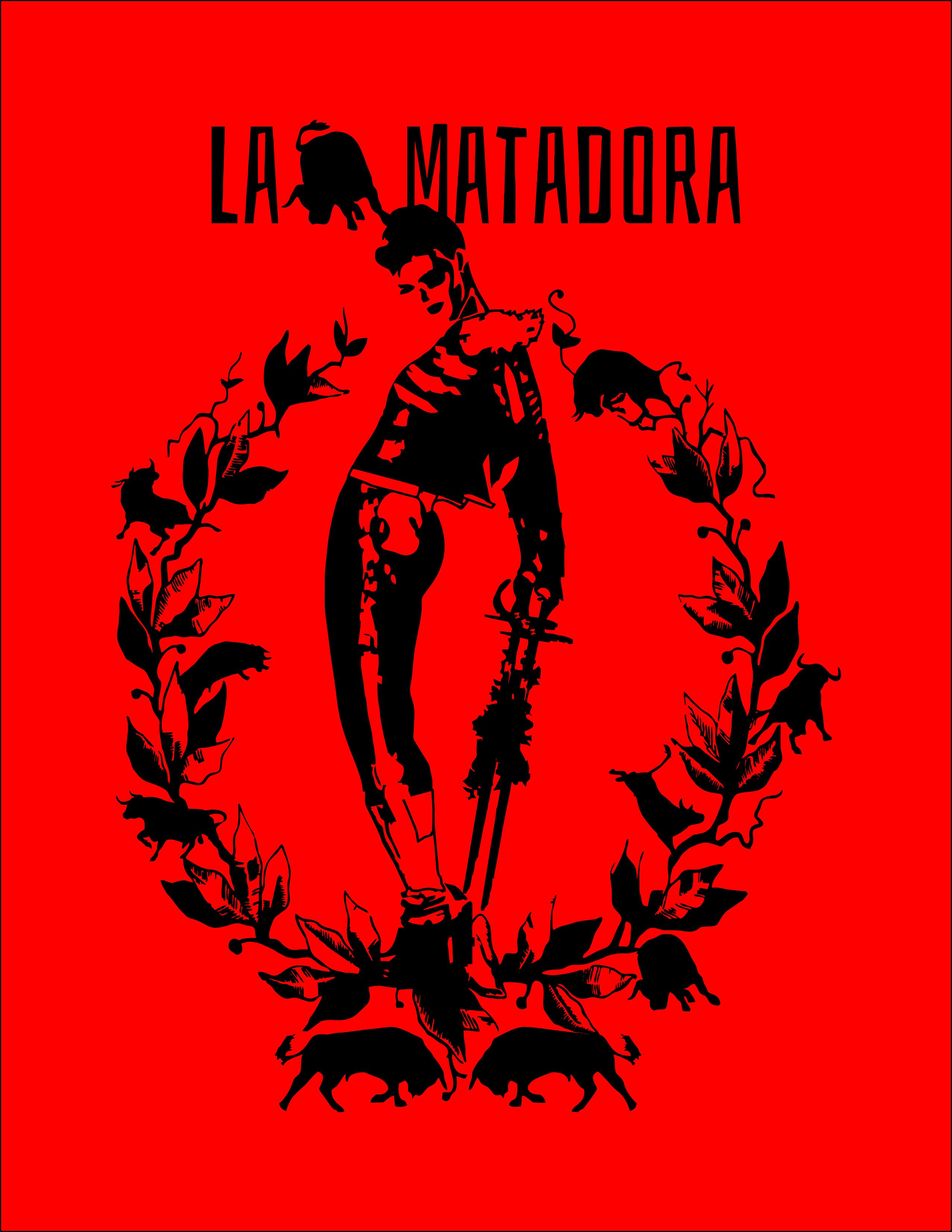 La Matadora Tshirt.png