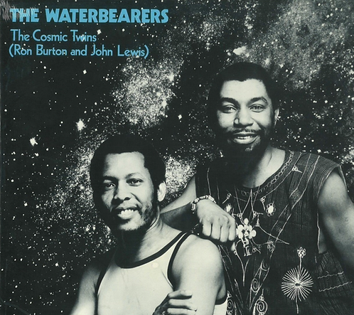 The Cosmic Twins: The Waterbearers (Vinyl)