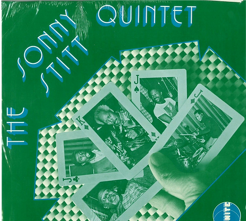 The Sonny Stitt Quintet (Vinyl)