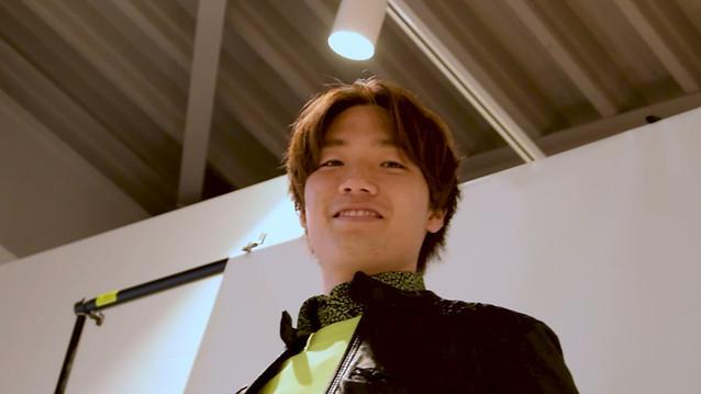 Behind The Photoshoot - Itakura