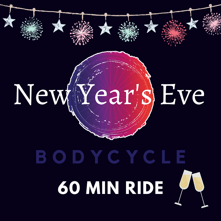 New Year's Eve BODYCYCLE