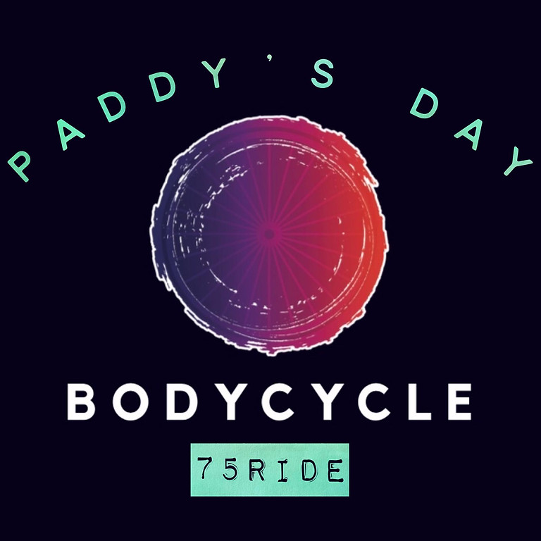 Paddy's Day 75RIDE 🚲
