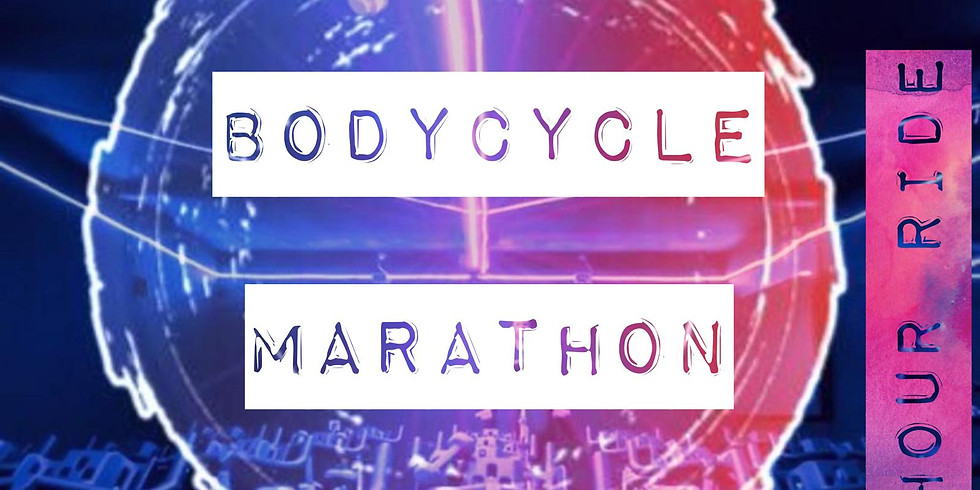 BODYCYCLE MARATHON 🚲🚲