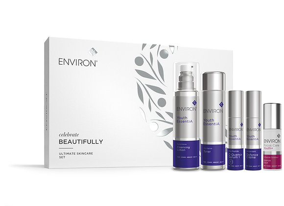 ENVIRON ULTIMATE SKINCARE SET (WORTH UP TO €470)