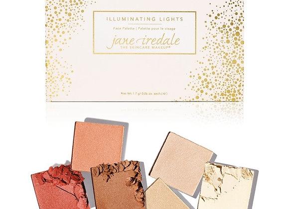 Illuminating Lights Face Palette
