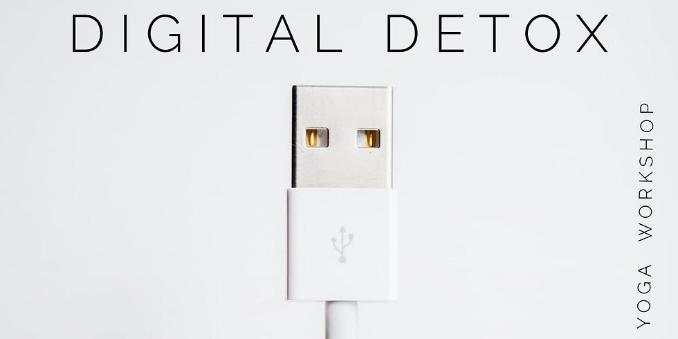 DIGITAL DETOX - Yin Workshop