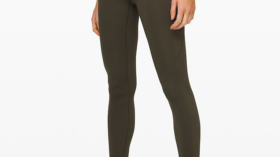 Fast and Free Tight [Dark Olive]