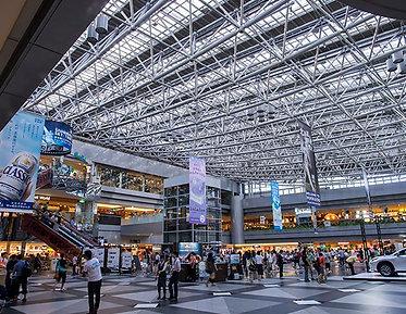 【@新千歳空港】ドローン空港受け取り・返却サービス