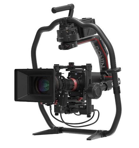 RONIN 2基本セット(DJI カメラスタビライザーレンタル)