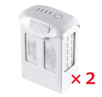 Phantom4Pro php 用予備バッテリー2個セット