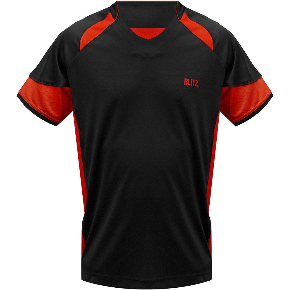 Blitz-XpertDry-T-Shirt-Black-Red