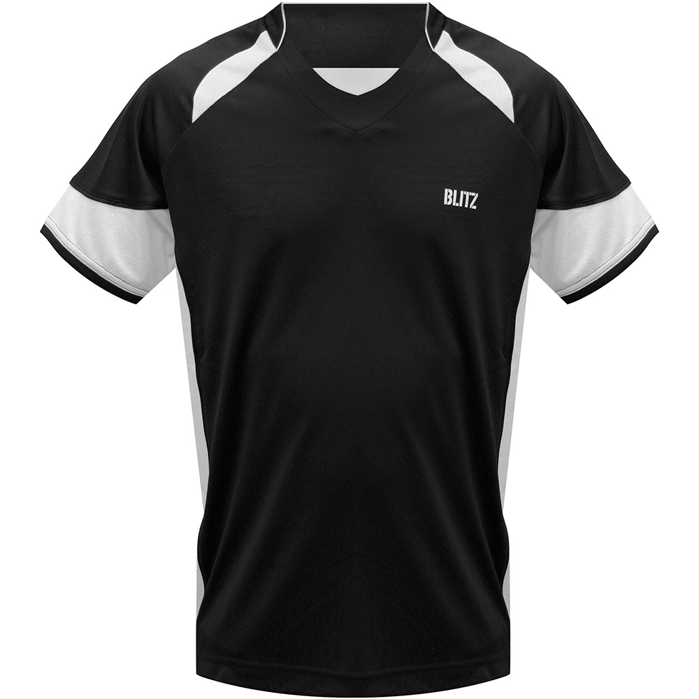 Blitz-XpertDry-T-Shirt-Black-White