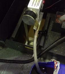 Doosan Puma Oil Skimmer installation