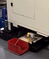 Hurco Oil Skimmer Installation