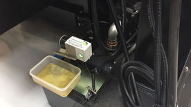 Oil Skimmer on Hurco CNC