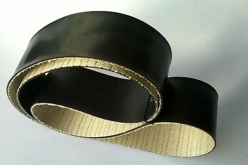Felt Polyurethane Belt for Oil skimmer 30mm width