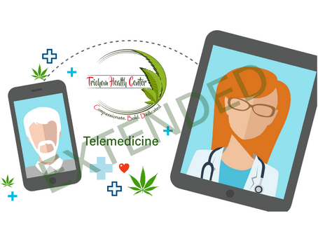 Telemedicine Extended another 60 days