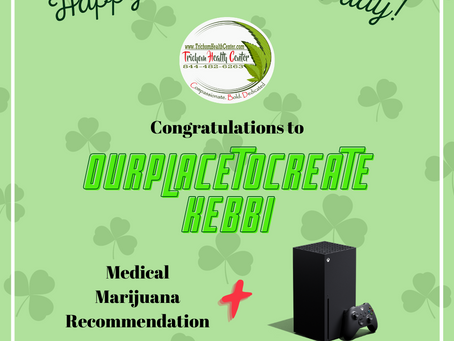 Congratulations Kebbi for winning the give away