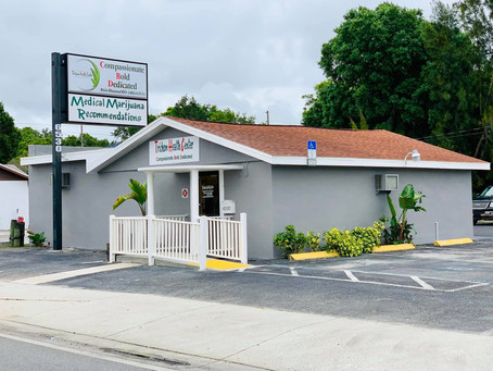 Trichom Health Center's Grand Opening
