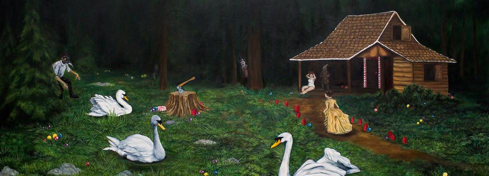 Lunatics In The Gumdrop Forest