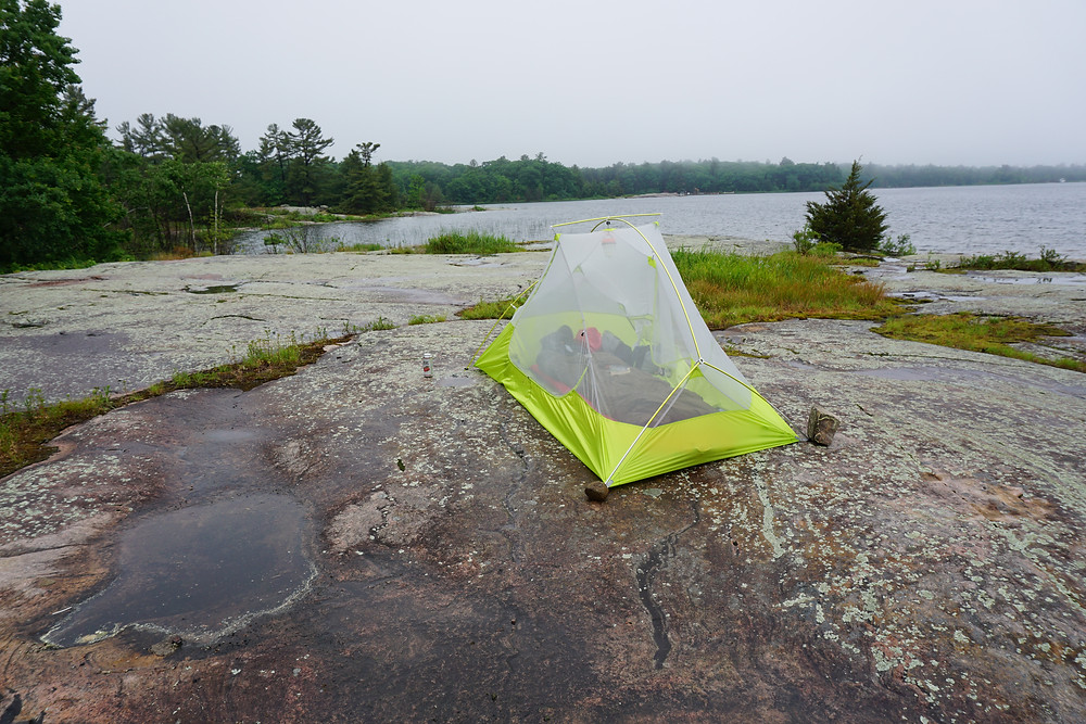 Picture of the tent Spark 2 by MEC