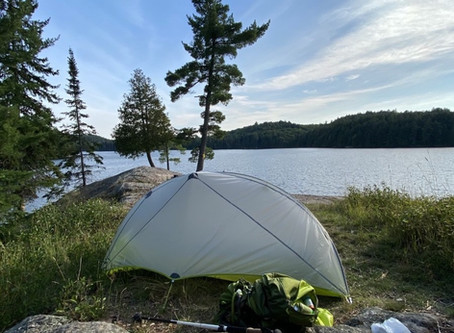Highland Backpacking Trail - Algonquin Park, Ontario