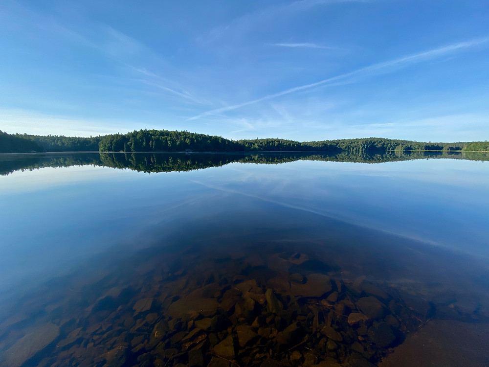 Photography of the Harness Lake
