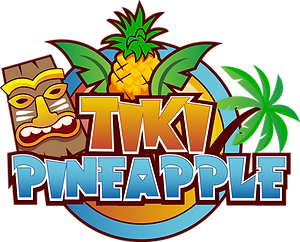 Tiki Pineapple - home of Dole Whip!