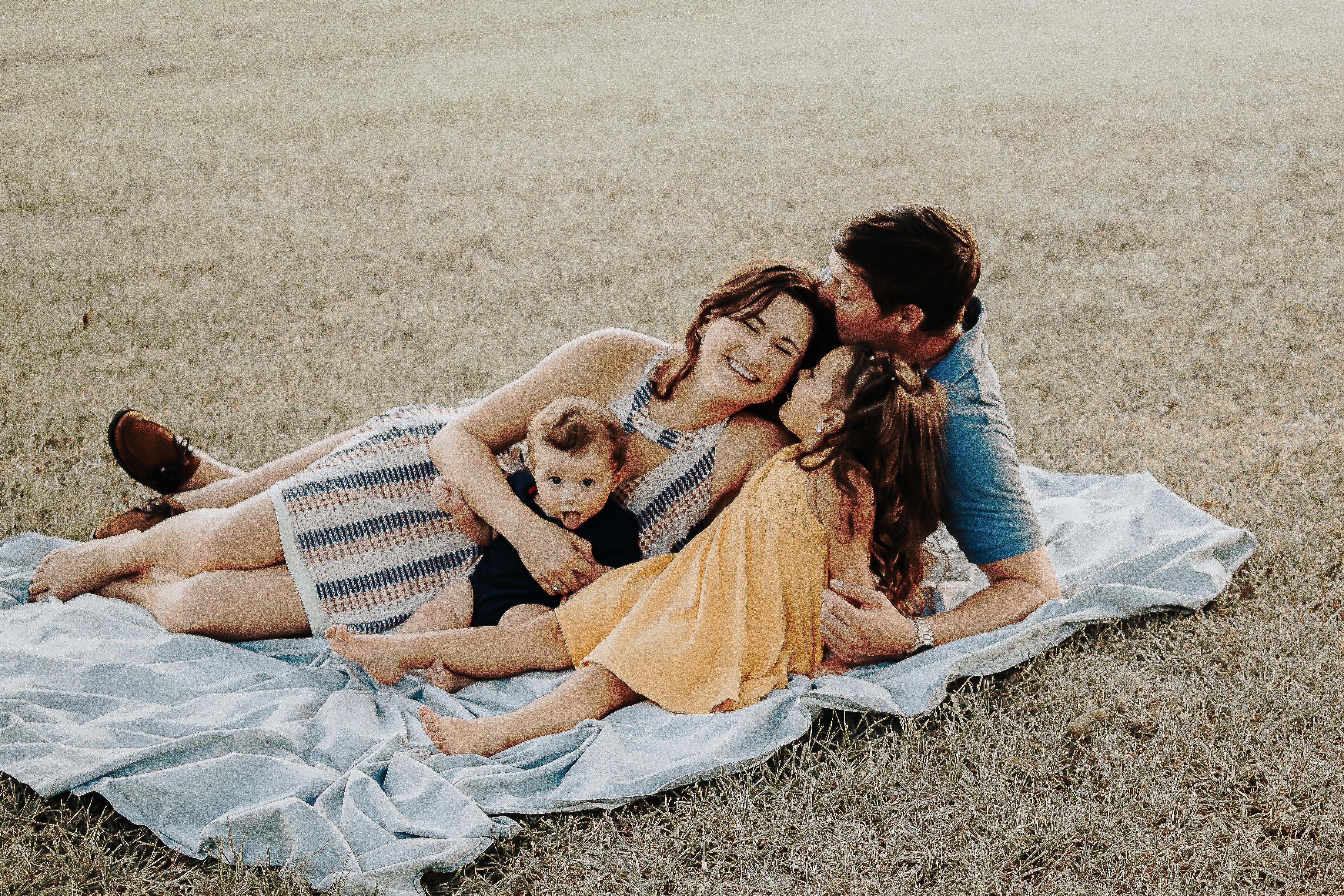 family portrait Chell Ramey Photography Denham Springs photographer