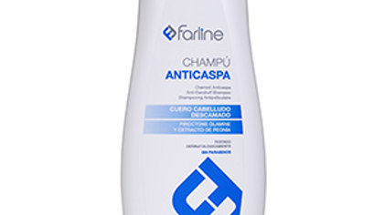 FARLINE CHAMPU ANTICASPA  1 ENVASE 400 ml