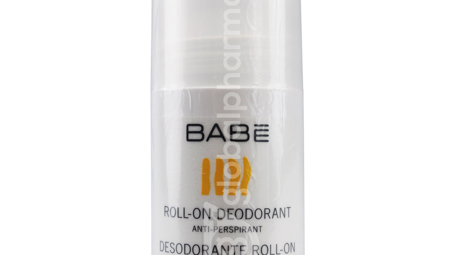 BABE DESODORANTE  1 ROLL ON 50 ml