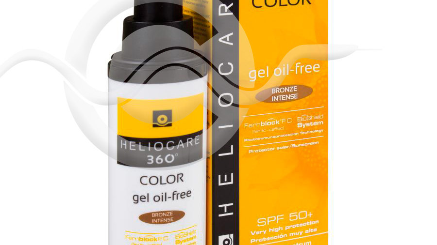 HELIOCARE 360º SPF 50+ COLOR GEL OIL-FREE PROTECTOR SOLAR 1
