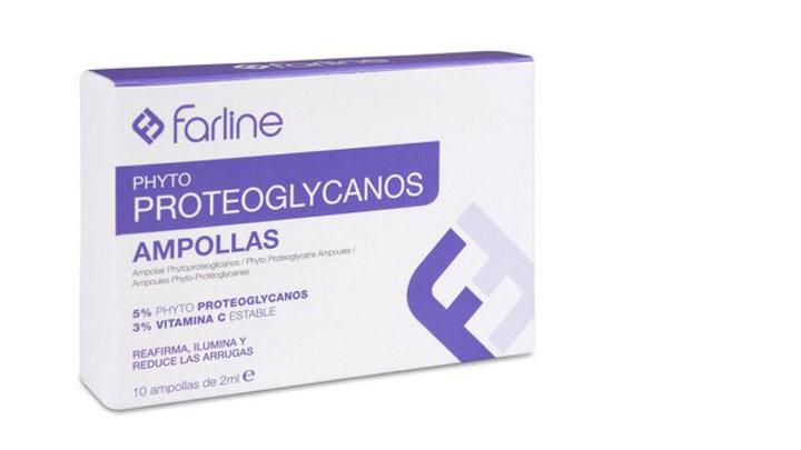 FARLINE AMPOLLAS PHYTOPROTEOGLYCANOS  10 AMPO