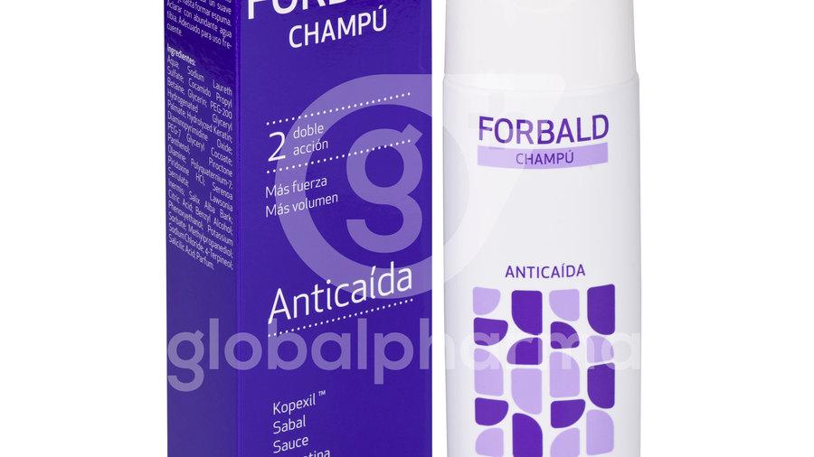 FORBALD CHAMPU  1 ENVASE 250 ml