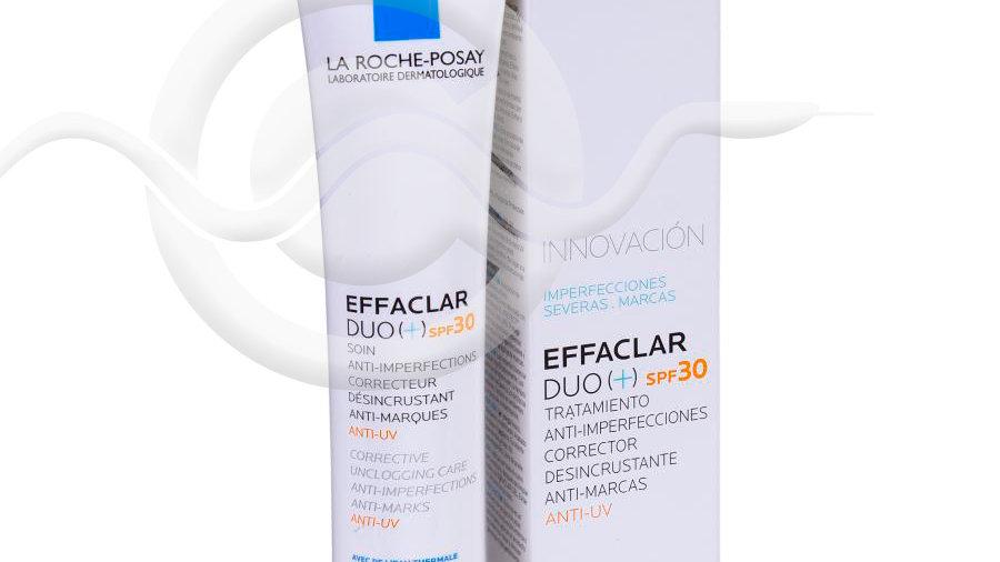 EFFACLAR DUO (+) SPF 30  1 ENVASE 40 ml