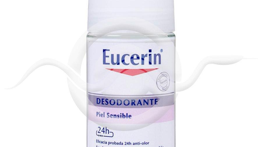 EUCERIN DESODORANTE 0% ALUMINIO  1 ROLL ON 50