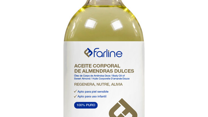 FARLINE ACEITE DE ALMENDRAS DULCES  1 ENVASE