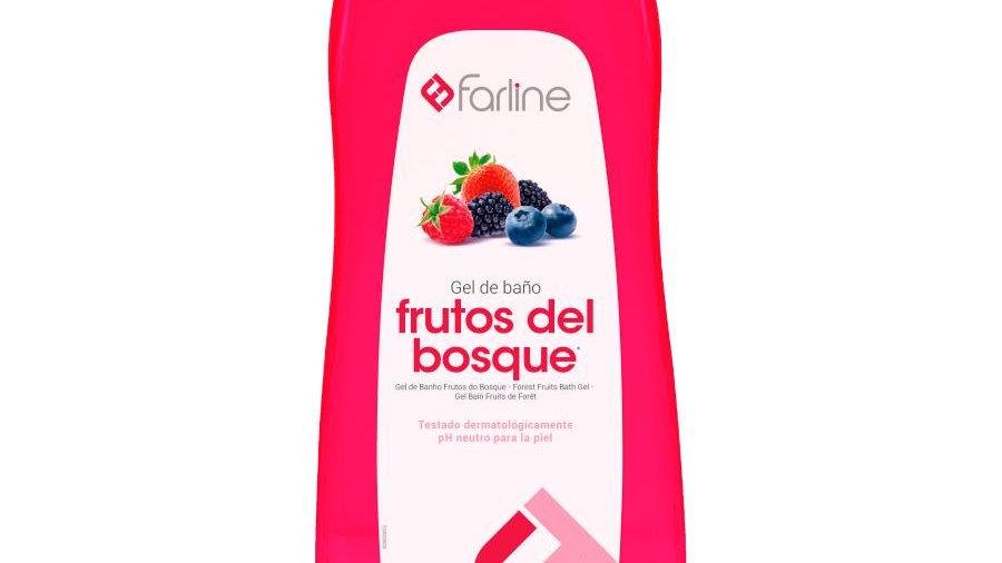 FARLINE GEL DE BAÑO FRUTOS DEL BOSQUE  1 ENVA