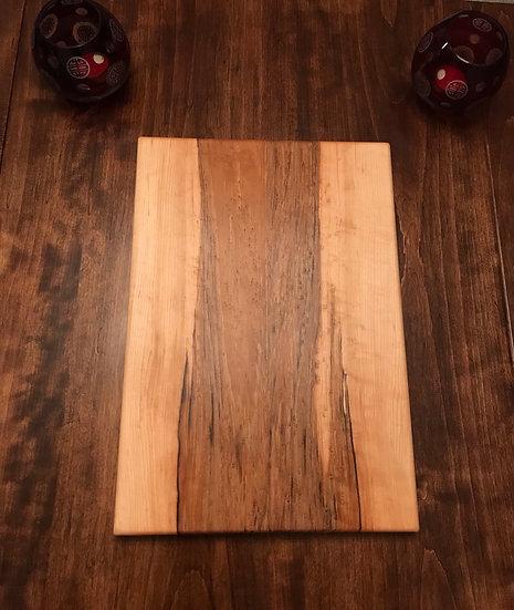Large Birdseye Maple Serving Board
