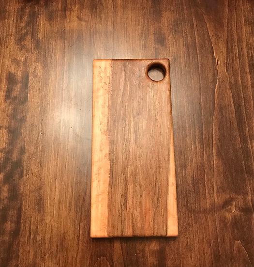 Birdseye Maple Serving Board