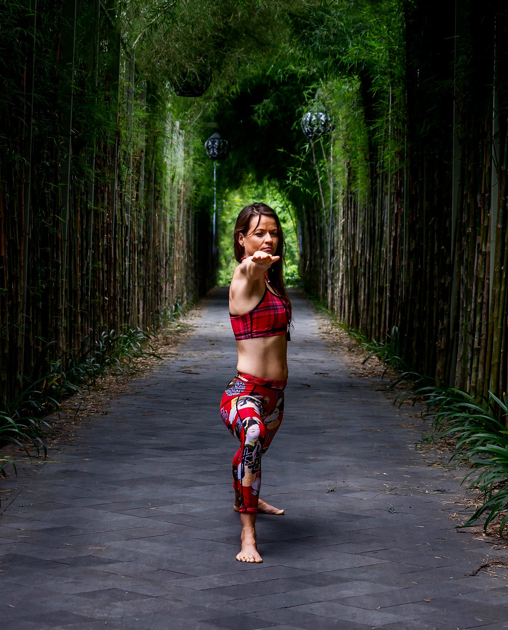 Triangle_Pose_Hot_Yoga_Waikiki