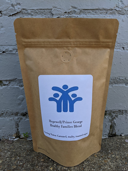 Hopewell/Prince George Healthy Families Blend