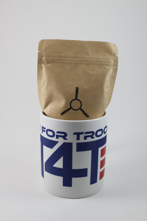 Tech For Troops Coffee Mug Gift Set