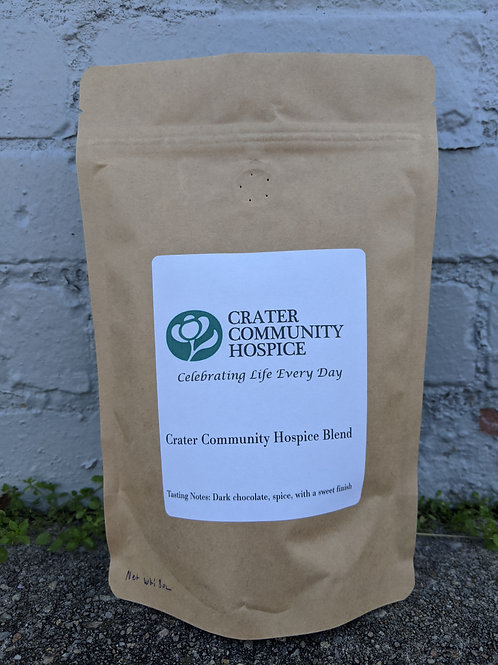 Crater Community Hospice Blend