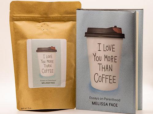I Love You More Than Coffee Gift Bundle