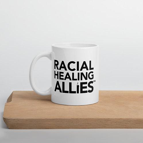 Racial Healing Allies Mug