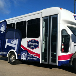 Partial Bus Wrap