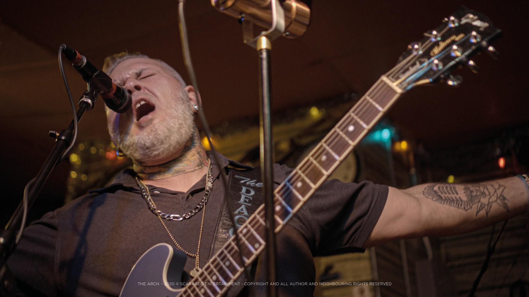 Corey Dennison in Chicago