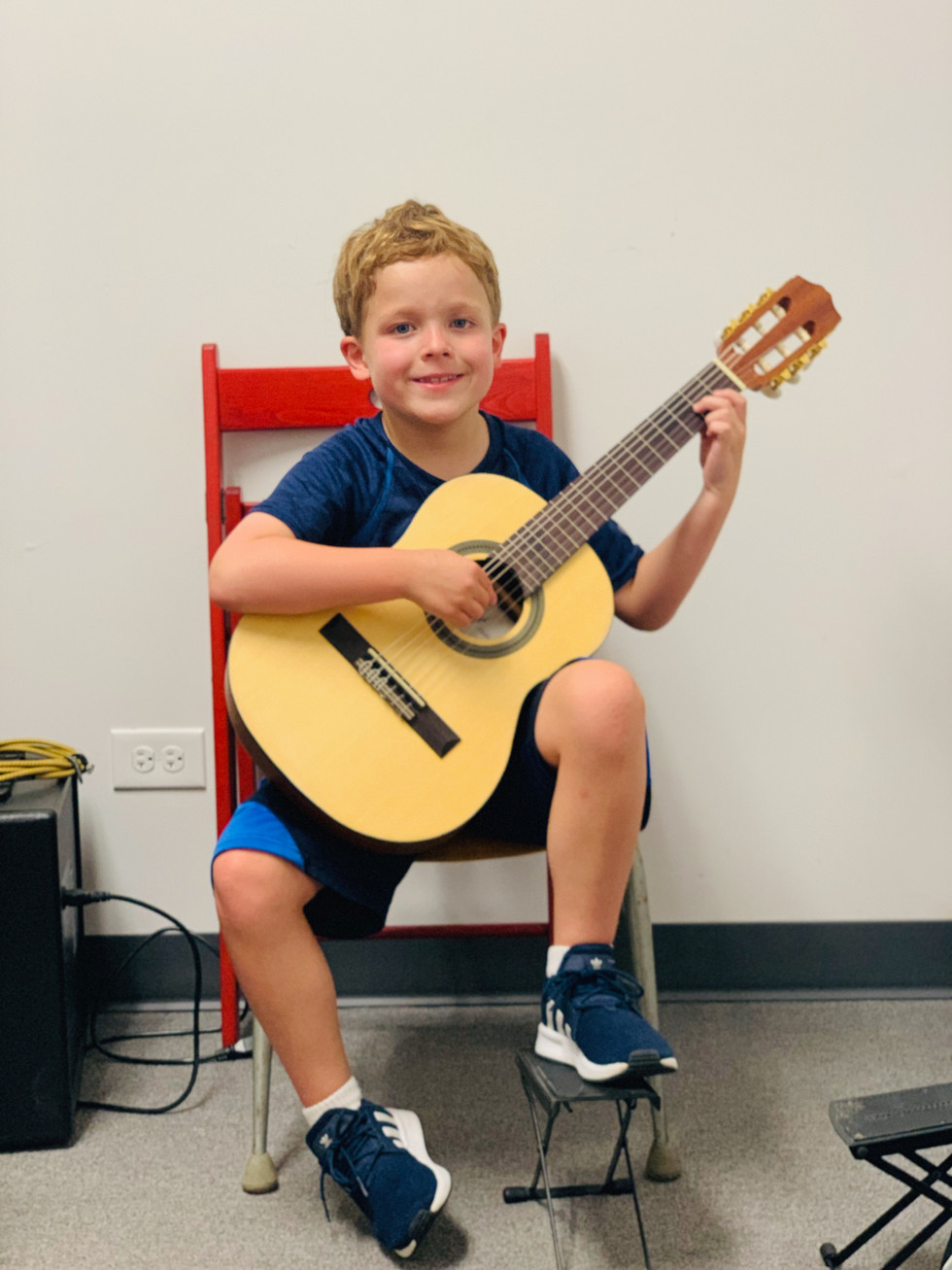 Guitar Lessons in Chicago IL