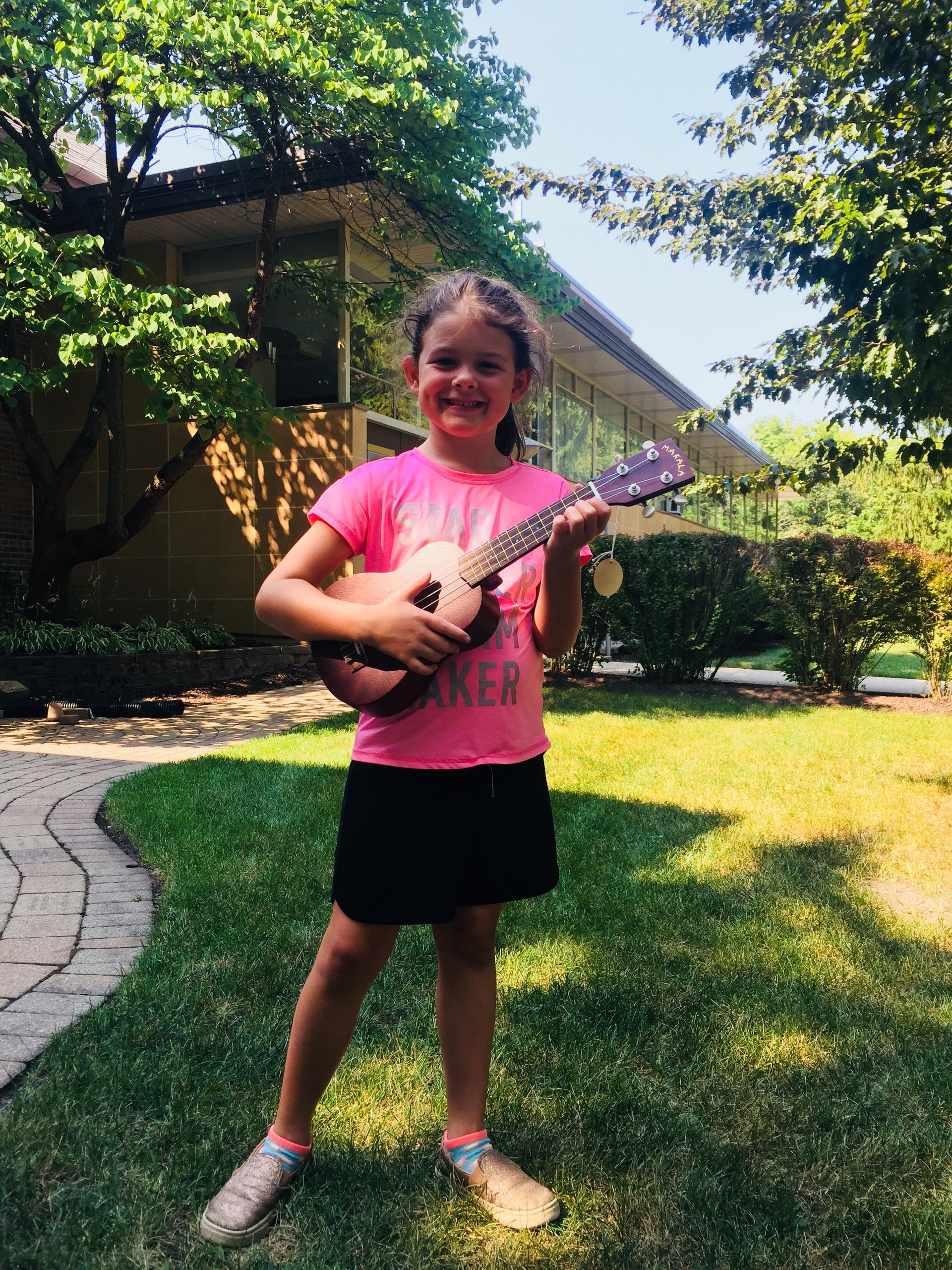 Ukulele Lessons in Edgebrook IL